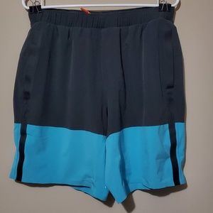 Lululemon Color Block Shorts